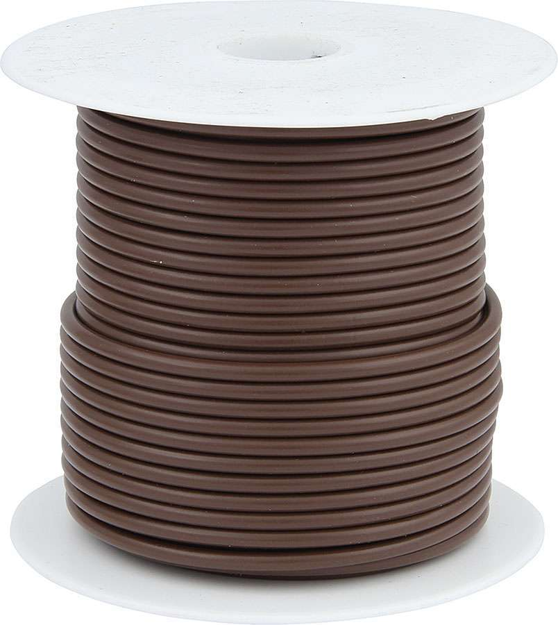 Allstar Performance 20 AWG Brown Primary Wire 100ft