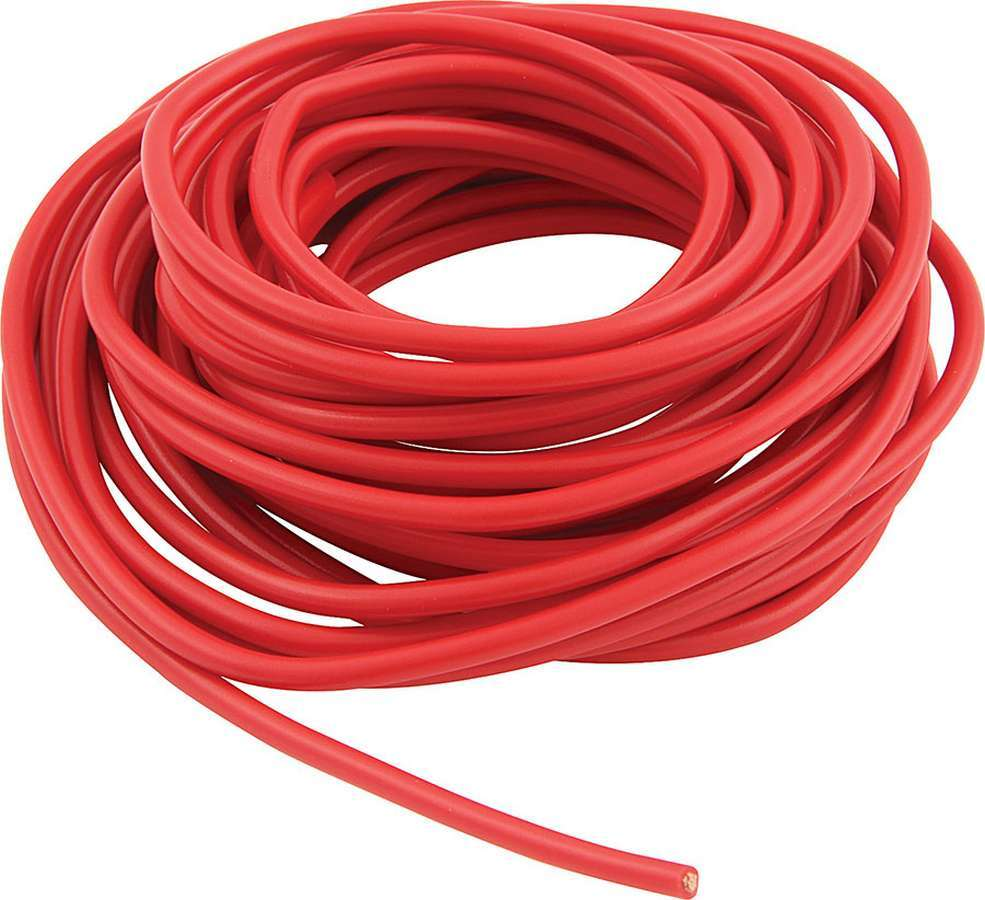 Allstar Performance 14 AWG Red Primary Wire 20ft