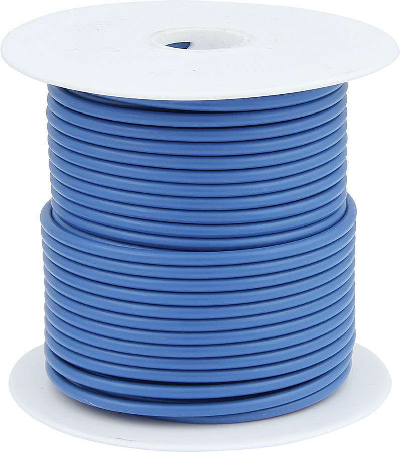 Allstar Performance 14 AWG Blue Primary Wire 100ft