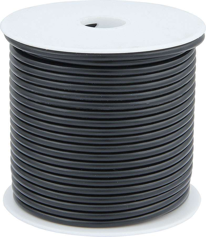 Allstar Performance 12 AWG Black Primary Wire 100ft
