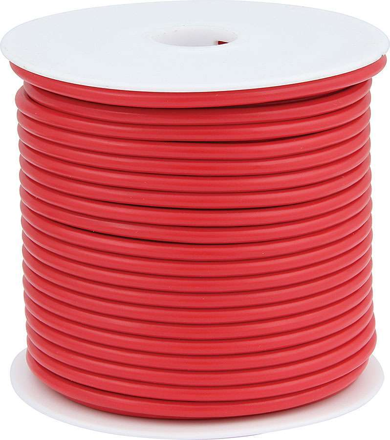 Allstar Performance 10 AWG Red Primary Wire 75ft
