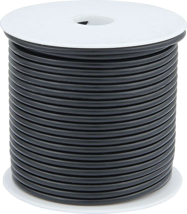 Allstar Performance 10 AWG Black Primary Wire 75ft