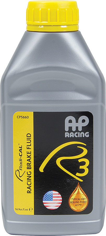 Allstar Performance AP Brake Fluid Radi-Cal R3 (PRF) 16.9oz