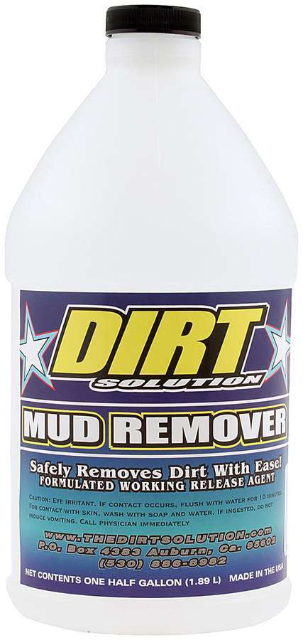 Allstar Performance Dirt Solution 1/2 Gal