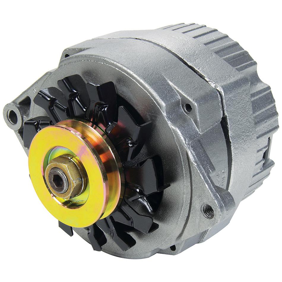 Allstar Performance GM Alternator 63 Amp 1 Wire