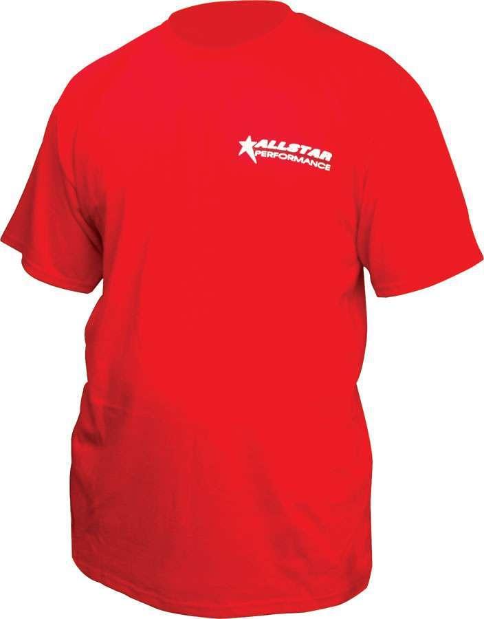 Allstar Performance Allstar T-Shirt Red XXX-Large