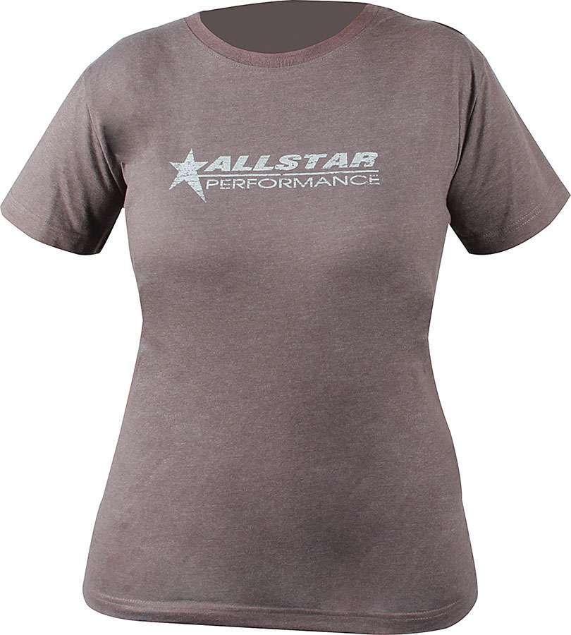 Allstar Performance Allstar T-Shirt Ladies Vintage Charcoal XX-Lg