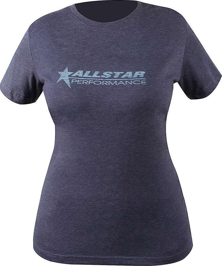 Allstar Performance Allstar T-Shirt Ladies Vintage Navy X-Large