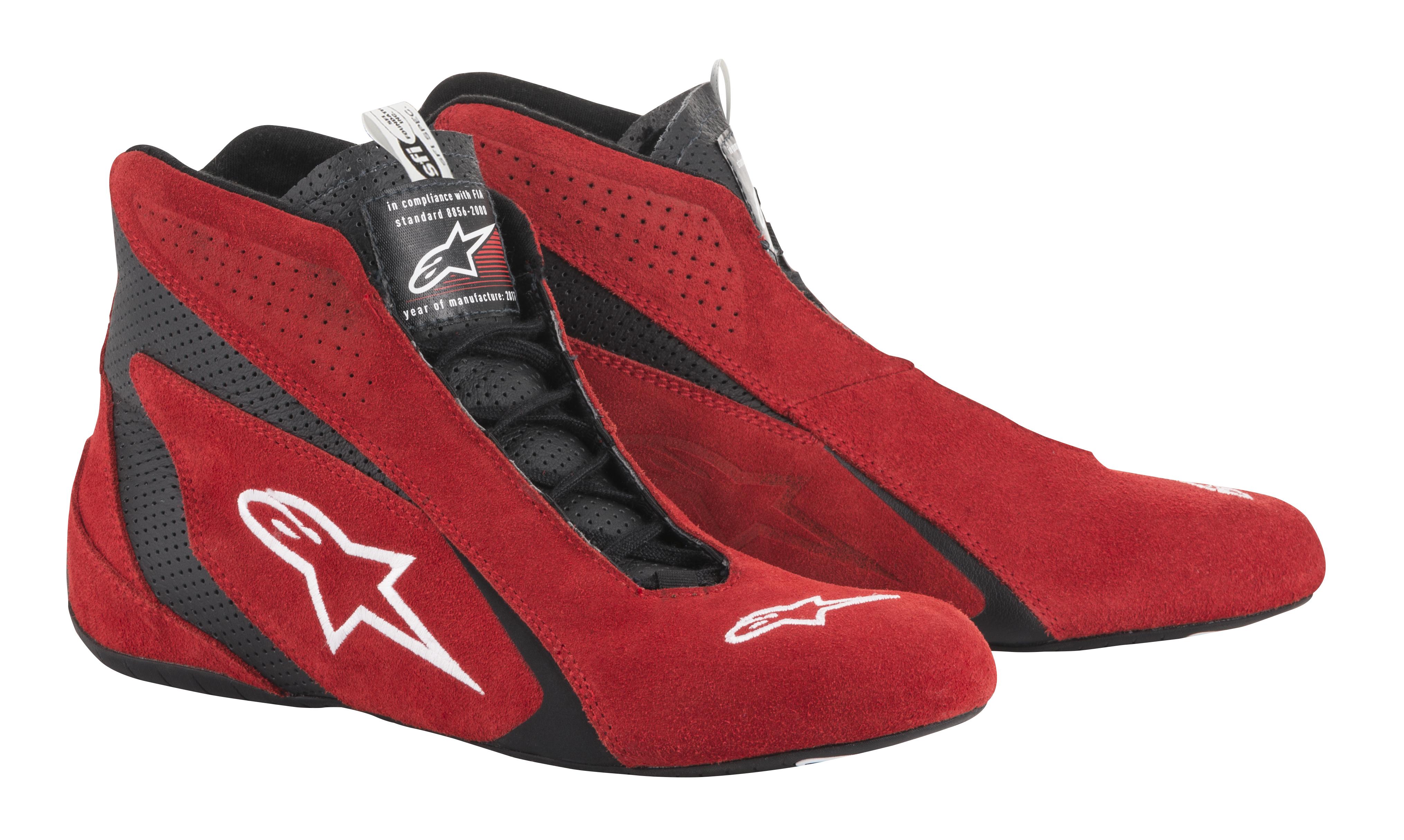 Alpinestars Usa SP Shoe Red Size 5