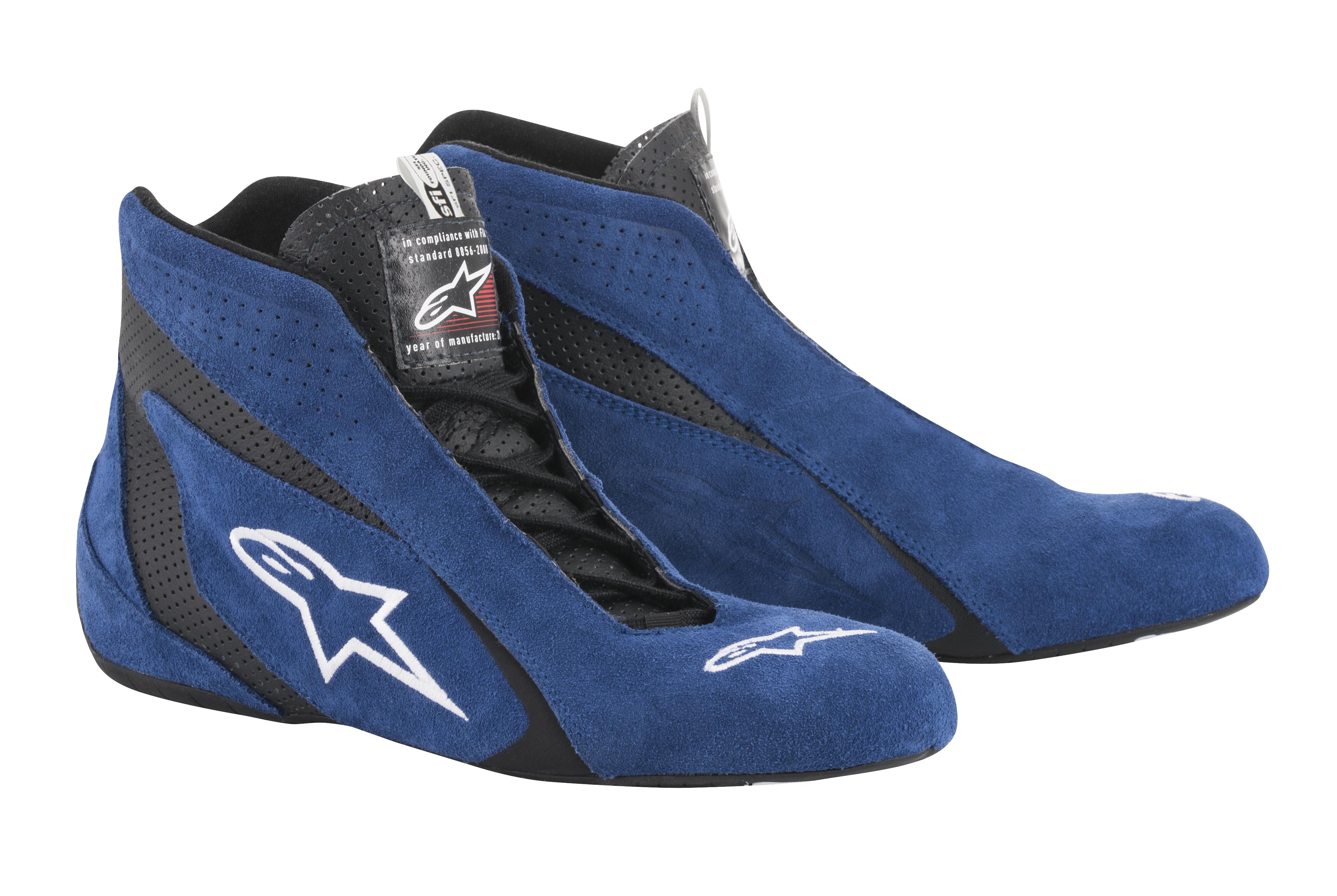 Alpinestars Usa SP Shoe Blue Size 8.5