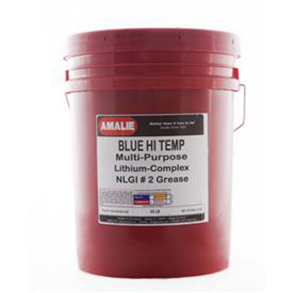 Amalie Blue Hi-Temp Grease # 2 35 Lbs.