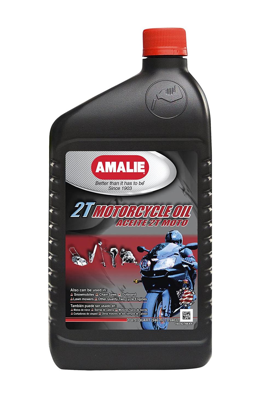 Amalie 2T Motorcycle Oil 1 Quart