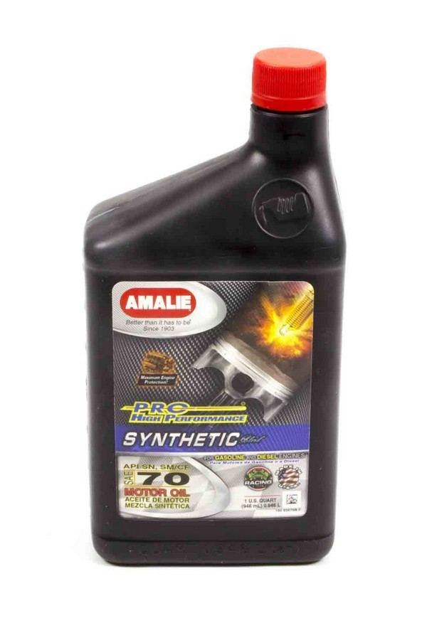 Amalie PRO HP Syn Blend 70w Oil Discontinued 10/20