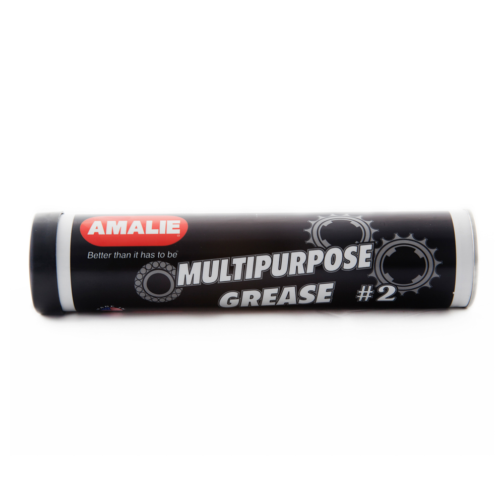 Amalie Multi Purpose Lithium Grease #2 Blue 10 x 14oz
