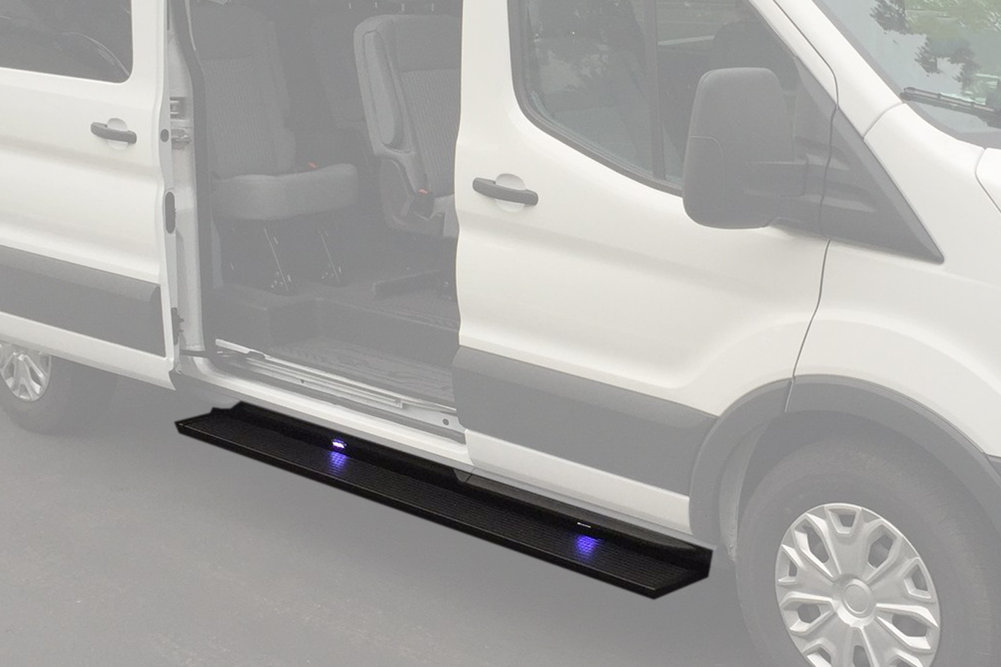 Amp Research Powerstep 14-   Ford Transit