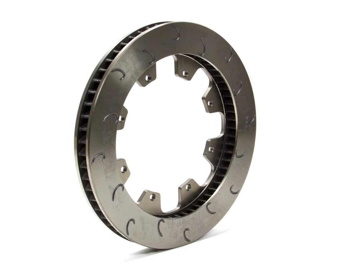 Ap Brake 60 Vane Brake Rotor LH J-Hook 1.25-12.19 8 Bolt