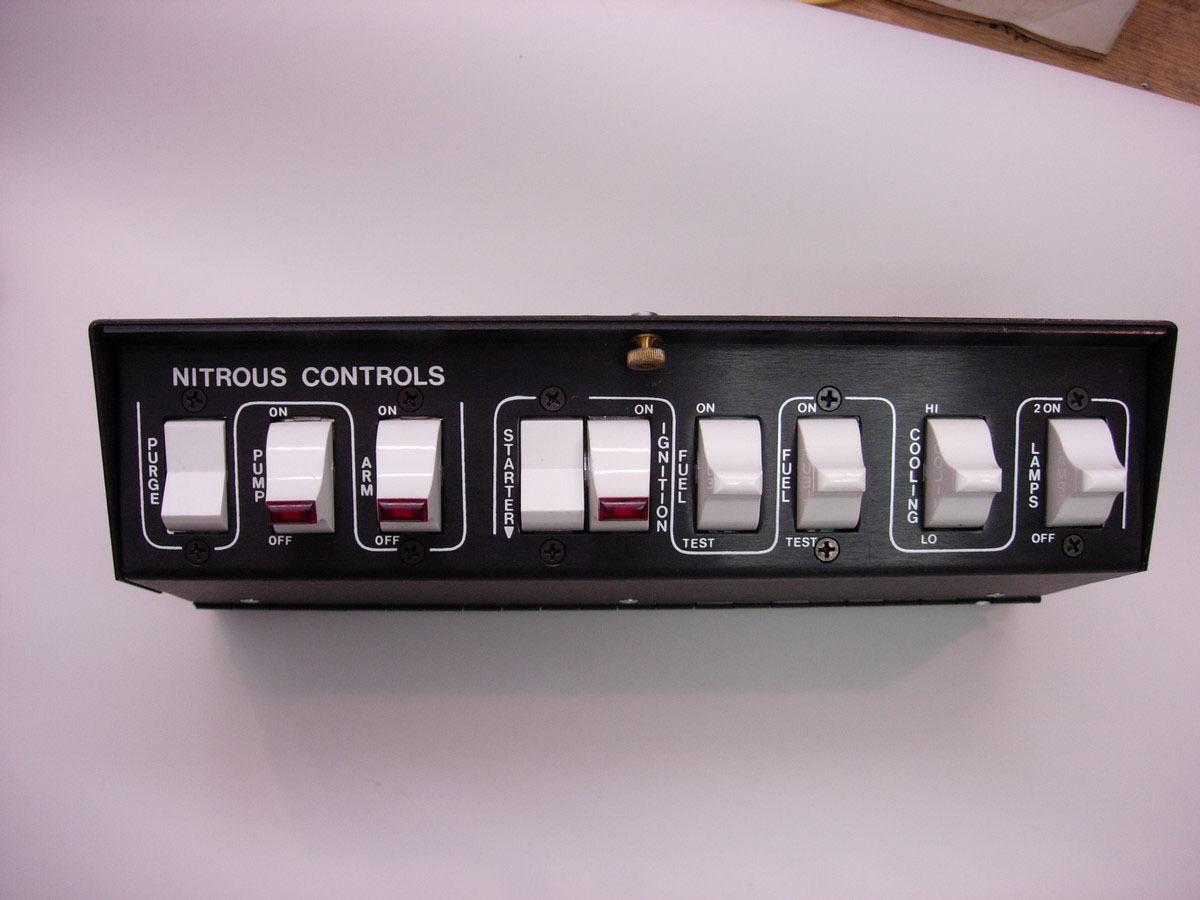 Auto Rod Controls Overhead P/S Module w/ NOS Control System