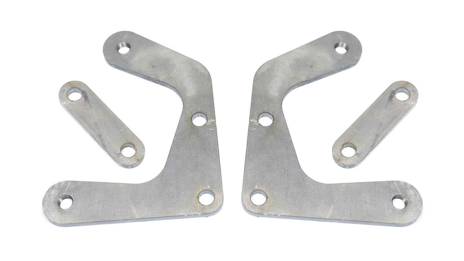 Argo Manufacturing Brake Bracket Kit Pacer Metric GM Caliper