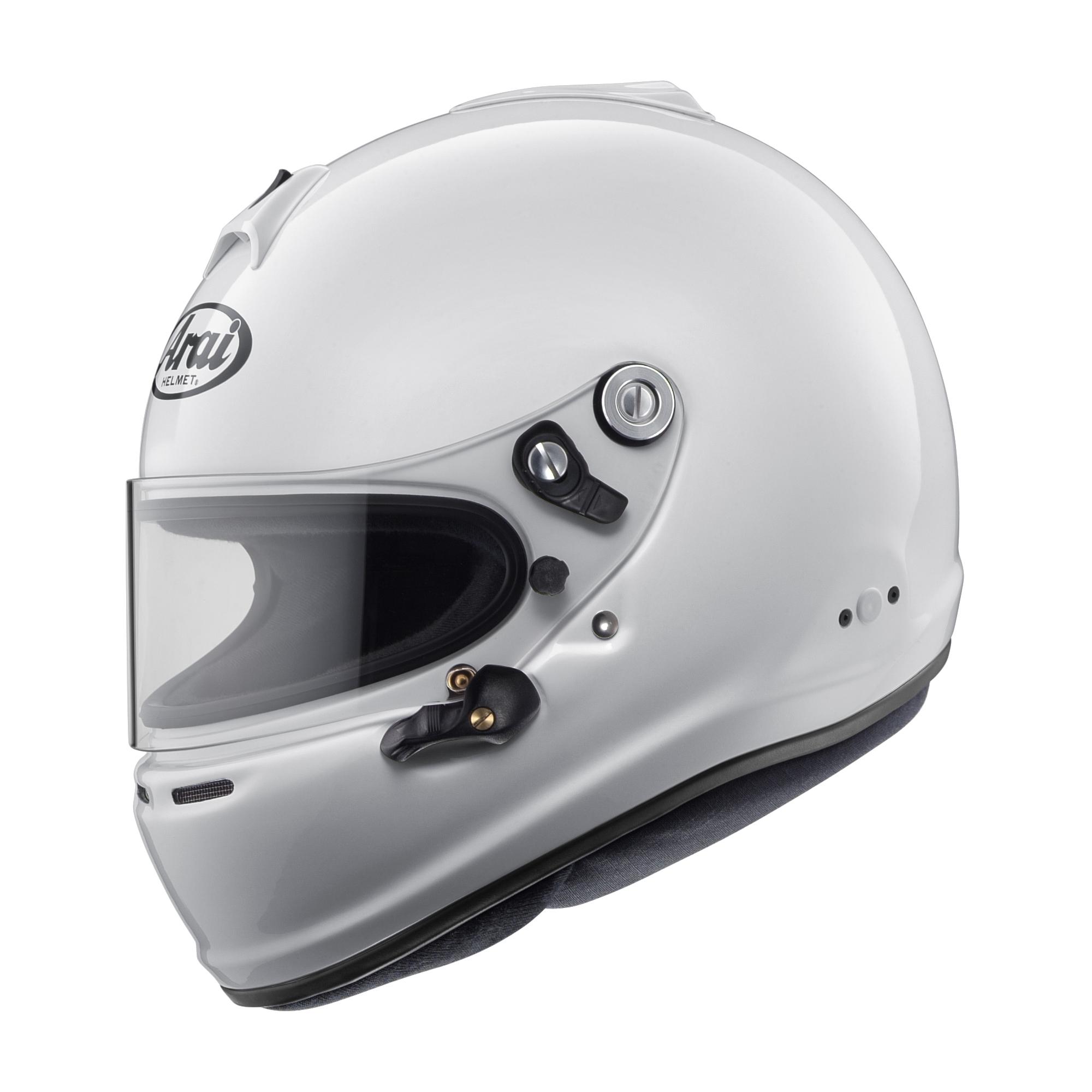 Arai Helmet GP-6S M6 SAH-2015 White X-Small