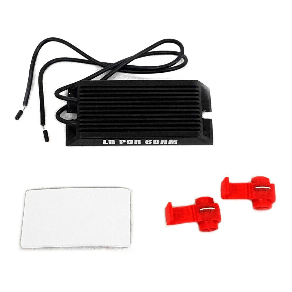 Arc Lighting LED Resistor Harness
