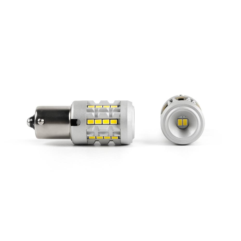 Arc Lighting Smart  Series 1156 LED L ight Bulbs  White Pair
