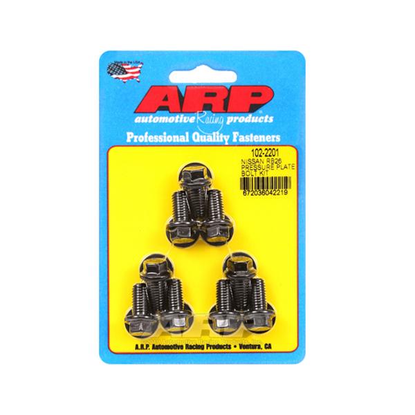 Arp Pressure Plate Bolt Kit Nissan RB26