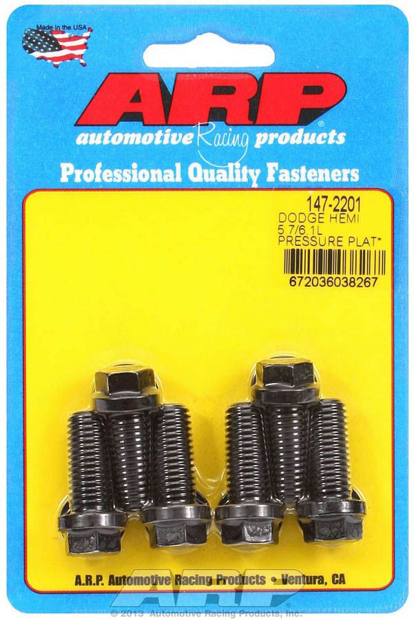 Arp Pressure Plate Bolt Kit - Mopar 5.7/6.1L Hemi
