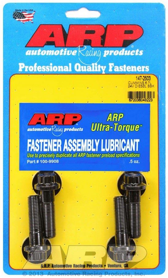 Arp Balancer Bolt Kit Dodge Cummins 6.7L 24V