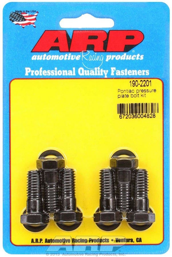 Arp Pontiac Pressure Plate Bolt Kit