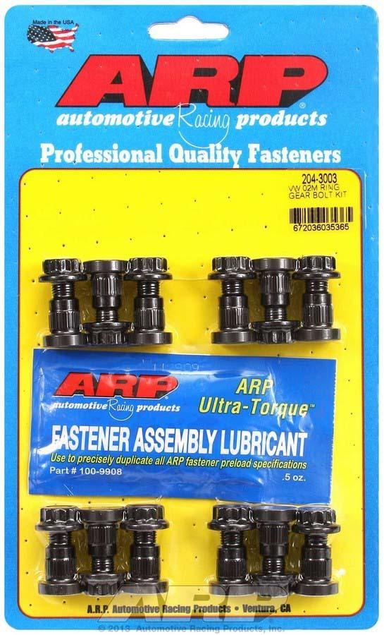 Arp Ring Gear Bolt Kit 12pt 9mm x 1.0 x 1.100 VW 020