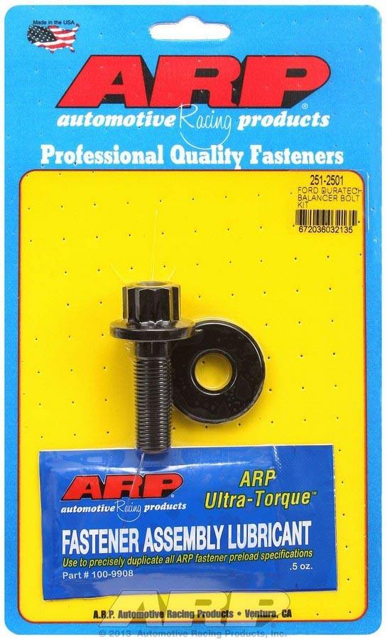 Arp Balancer Bolt Kit Ford Duratech Engines