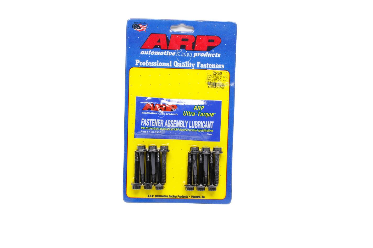 Arp Cam Phaser Bolt Kit Ford 5.0L Coyote