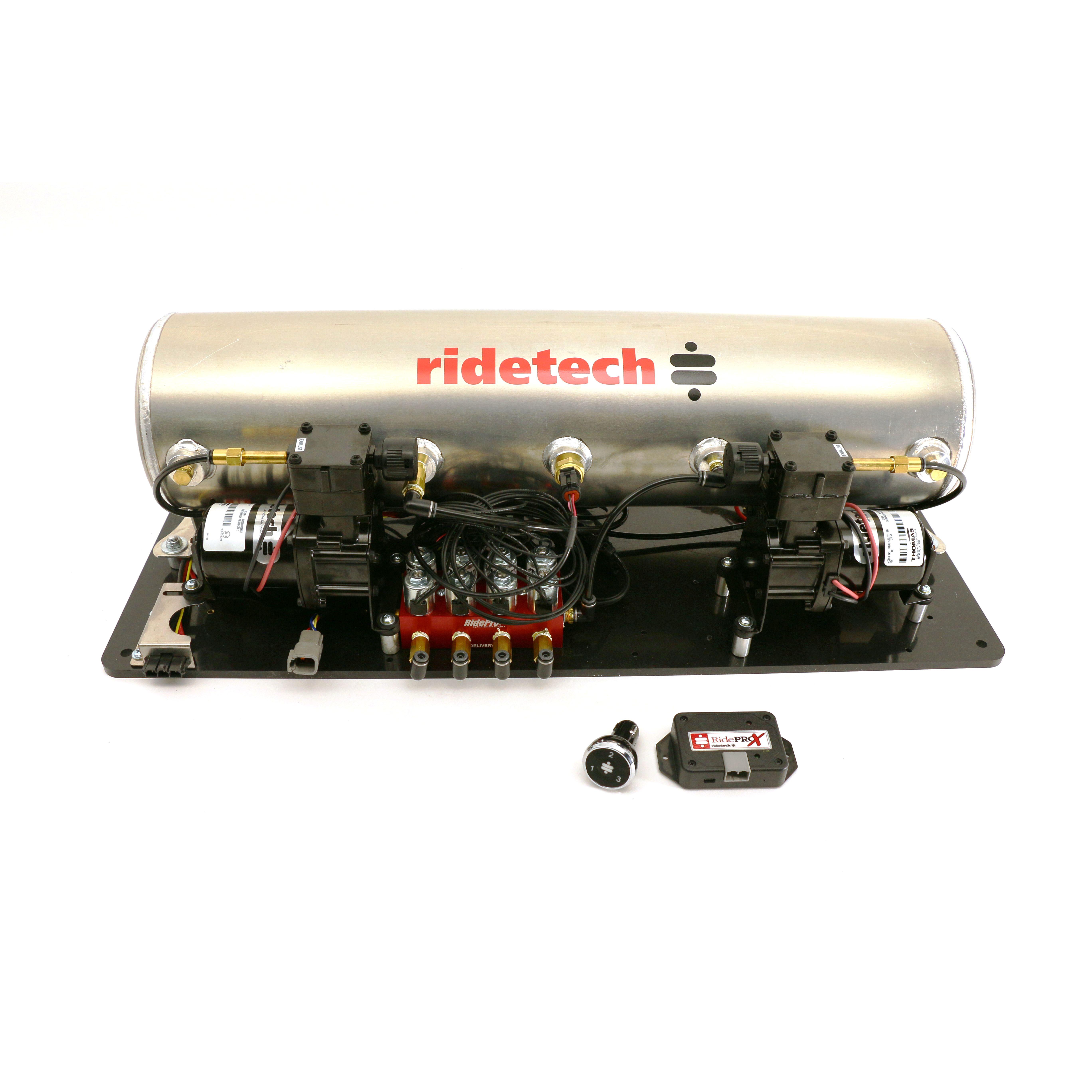 Ridetech 5 Gallon AirPod w/ Ride Discontinued 1/21