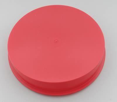Aero Race Wheels Mud Blaster Plastic Plug Red