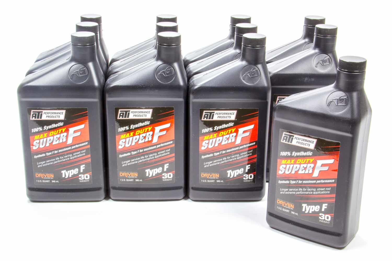 Ati Performance ATI Max Duty Super F Trans Fluid - Case of 12