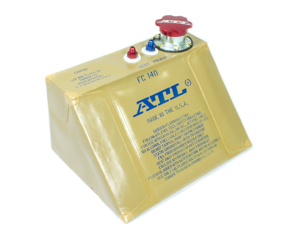 Atl Fuel Cells 4 Gallon Wedge Cell