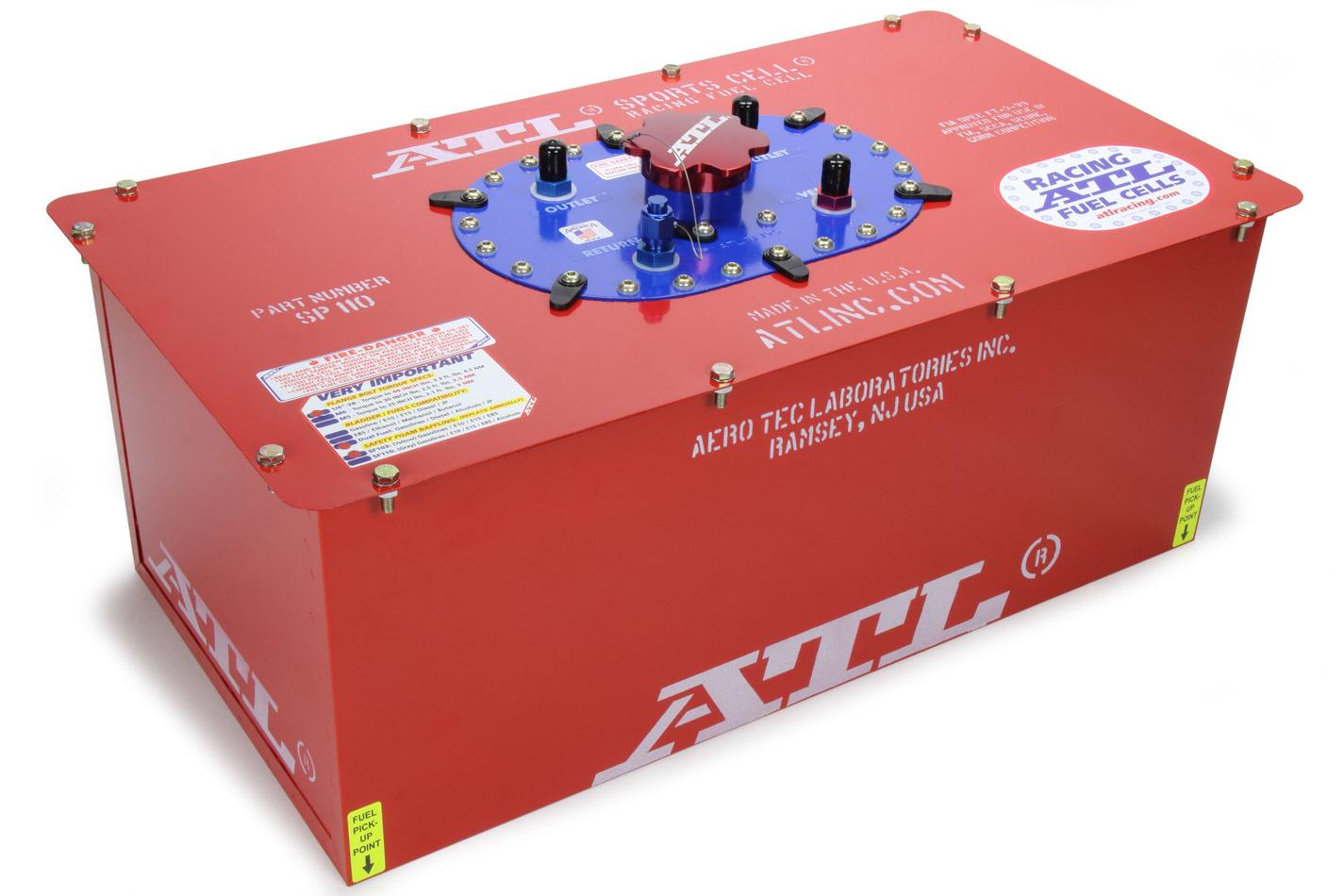 Atl Fuel Cells 10 Gal. Sport Cell