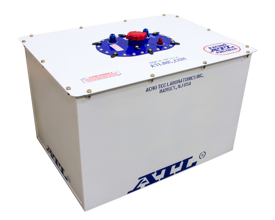 Atl Fuel Cells 32 Gal Sport Cell White Can