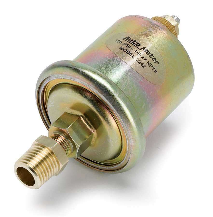 Autometer Oil Pressure Sender