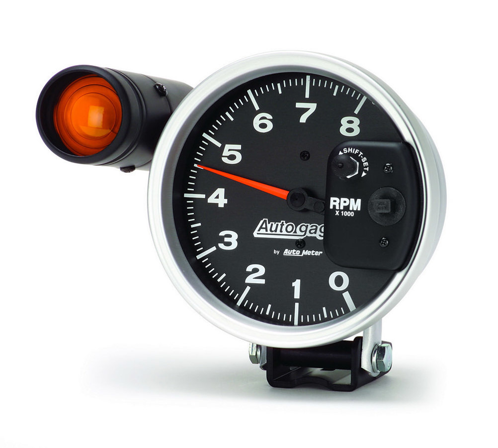 Autometer 5in Auto Gage Monster Tach w/Shift Light