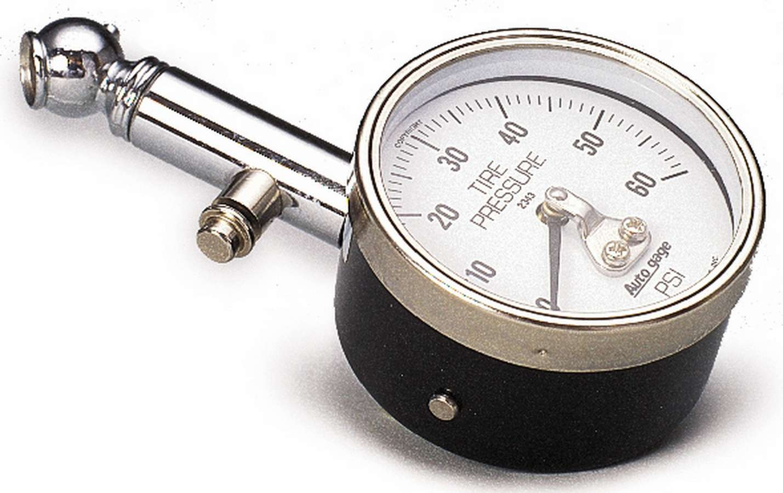 Autometer Tire Press 60 Psi