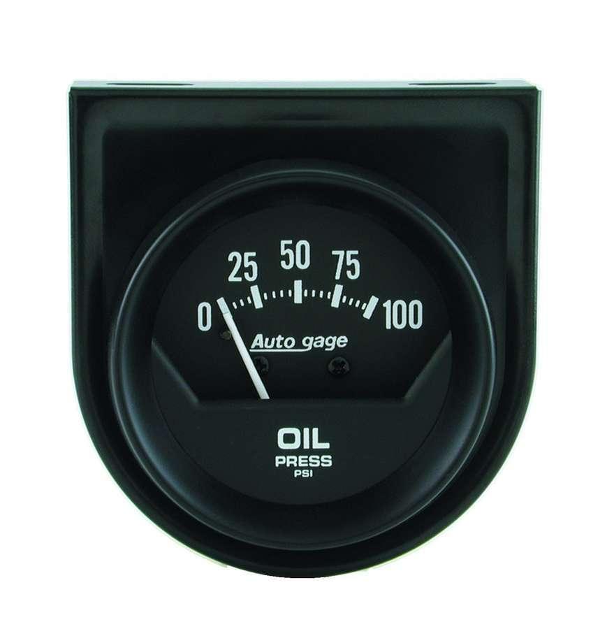 Autometer 2-1/16 in Mech Oil Pressure
