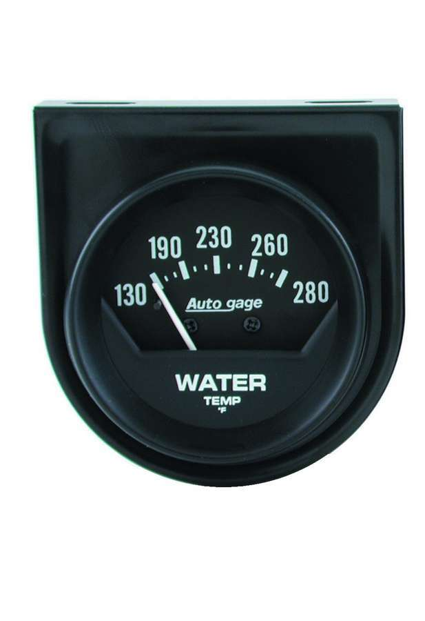 Autometer 2-1/16in Mech Water Temp