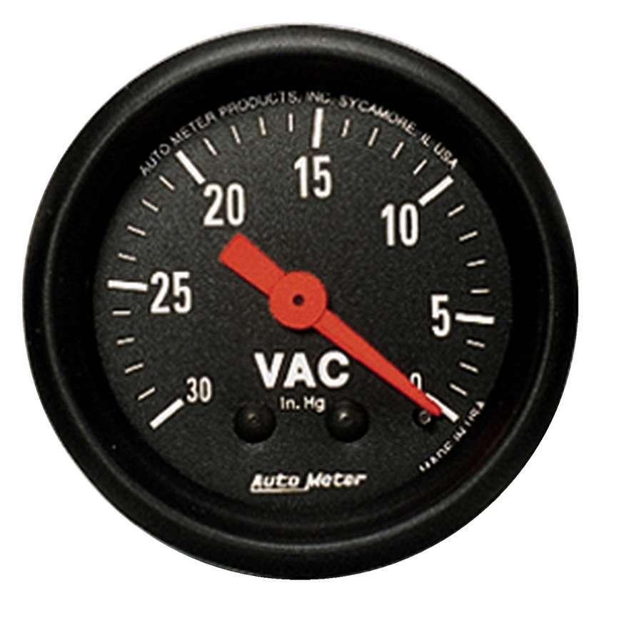 Autometer 2-1/16 Vacuum Gauge