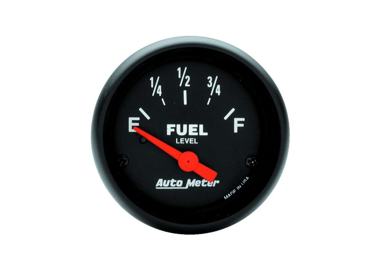 Autometer 2-1/16 Fuel Level Gauge