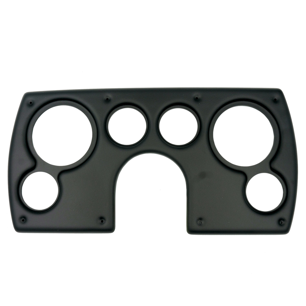 Autometer Direct Fit Gauge Panel Camaro 82-89 Black