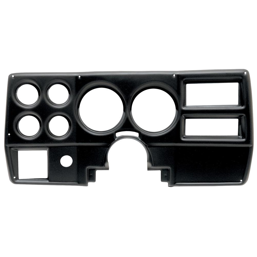 Autometer Direct Fit Gauge Panel Chevy/GMC Trk 84-87 Blk