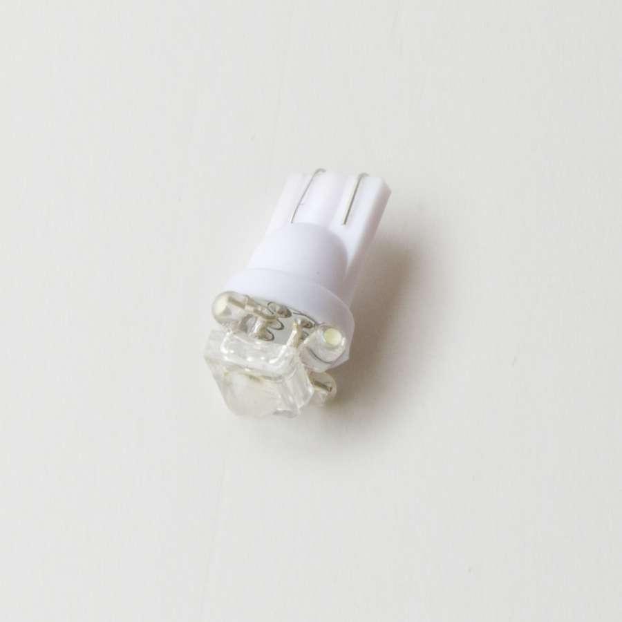 Autometer White LED Bulb Kit WHITE
