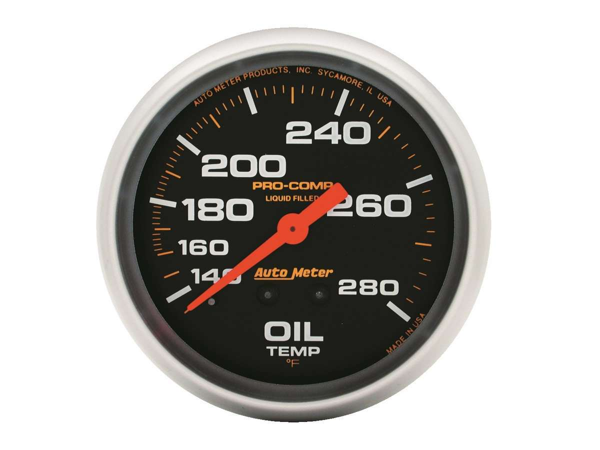 Autometer 2-5/8in P/C 1600 Degree Pyrometer