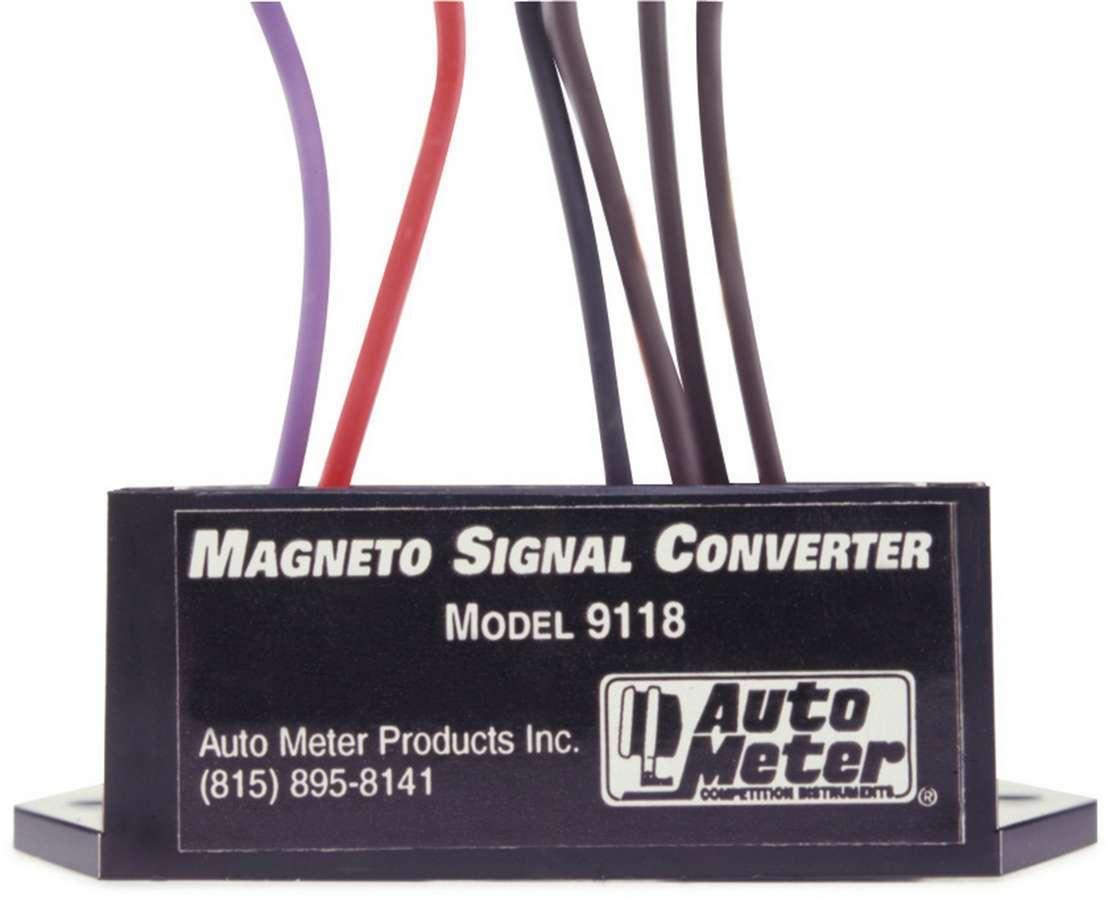 Autometer Magneto Signal Converter